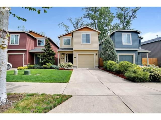 506 S Corinne Dr, Newberg, OR 97132 (MLS #21216107) :: Fox Real Estate Group