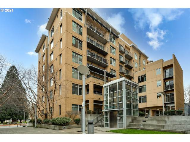701 Columbia St #607, Vancouver, WA 98660 (MLS #21216114) :: Real Tour Property Group