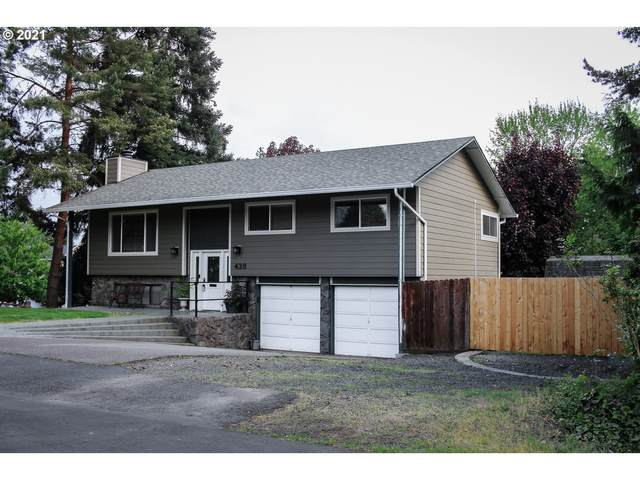438 NW Yonia Ct, Hillsboro, OR 97124 (MLS #21216165) :: Brantley Christianson Real Estate