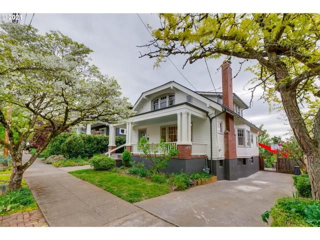 548 SE 70TH Ave, Portland, OR 97215 (MLS #21216469) :: Duncan Real Estate Group