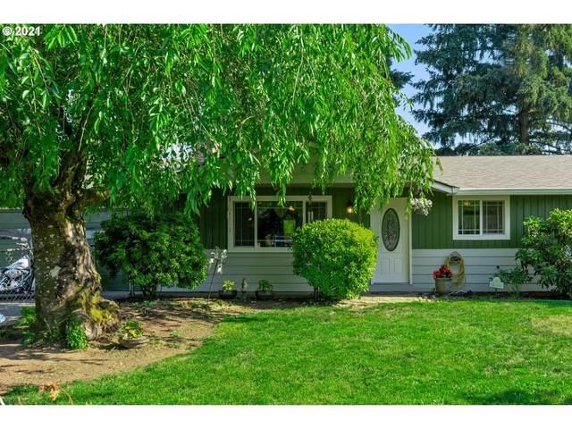 11911 NE 79TH St, Vancouver, WA 98682 (MLS #21216565) :: Brantley Christianson Real Estate