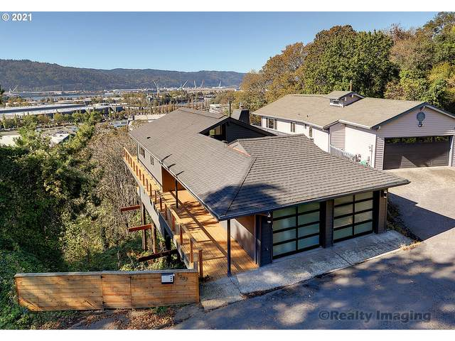 5237 N Emerson Dr, Portland, OR 97217 (MLS #21216639) :: Coho Realty