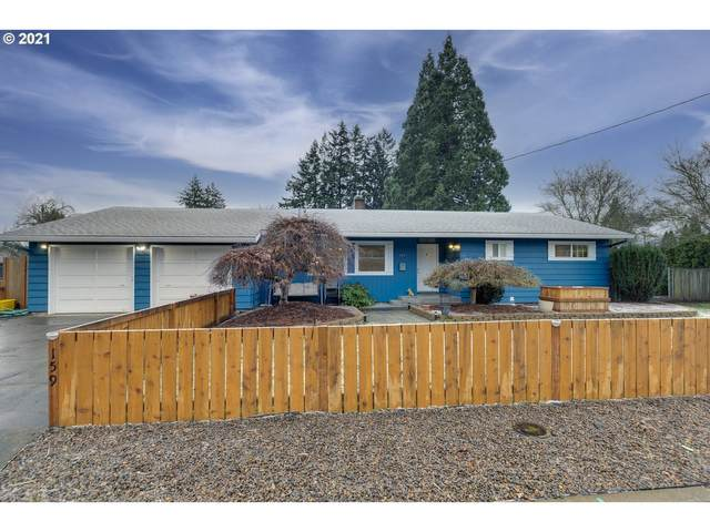 159 NE 10TH Ave, Canby, OR 97013 (MLS #21217058) :: Change Realty