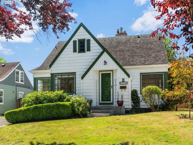 4526 NE Oregon St, Portland, OR 97213 (MLS #21217069) :: Tim Shannon Realty, Inc.
