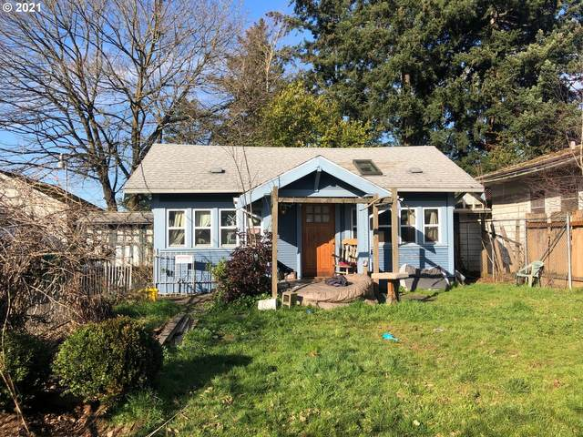 1213 N Ainsworth St, Portland, OR 97217 (MLS #21217099) :: Cano Real Estate