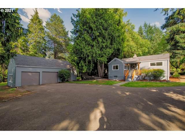 5445 SE Jenne Rd, Portland, OR 97236 (MLS #21217121) :: RE/MAX Integrity