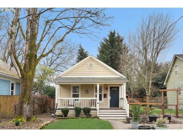 7834 N Willamette Blvd, Portland, OR 97203 (MLS #21217308) :: Beach Loop Realty