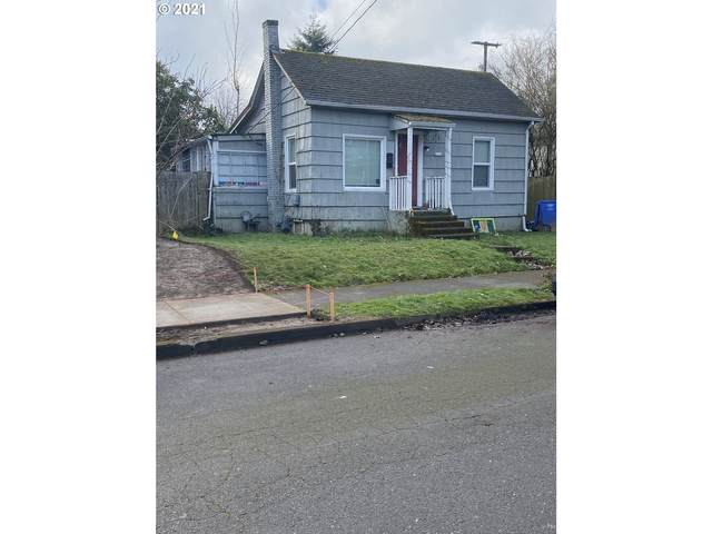 1714 NE Bryant St, Portland, OR 97211 (MLS #21217534) :: Next Home Realty Connection