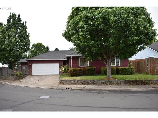 948 Hazelnut Ln, Springfield, OR 97478 (MLS #21217568) :: Townsend Jarvis Group Real Estate
