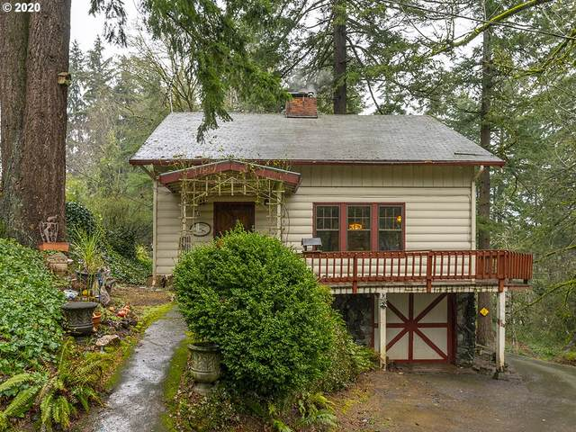 5247 SW Garden Home Rd, Portland, OR 97219 (MLS #21218202) :: Premiere Property Group LLC