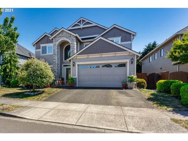 17807 NE 23RD St, Vancouver, WA 98684 (MLS #21218301) :: Fox Real Estate Group