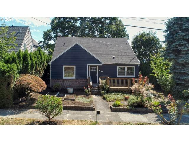 7534 SW View Point Ter, Portland, OR 97219 (MLS #21218353) :: Windermere Crest Realty