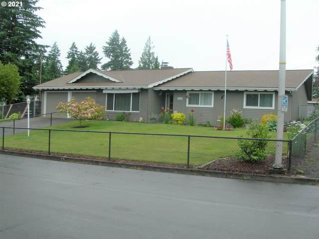 8516 NE 36TH Ave, Vancouver, WA 98665 (MLS #21218682) :: Holdhusen Real Estate Group