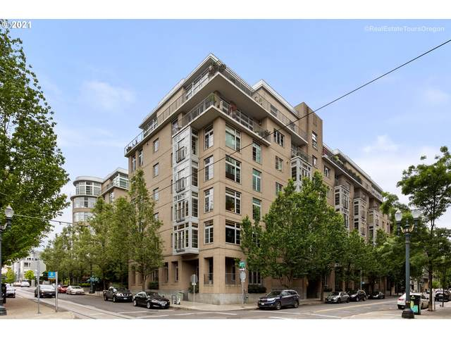 1130 NW 12TH Ave #704, Portland, OR 97209 (MLS #21218931) :: Townsend Jarvis Group Real Estate
