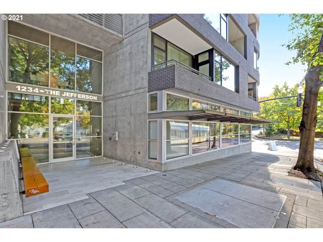 1234 SW 18TH Ave #512, Portland, OR 97205 (MLS #21218954) :: Real Tour Property Group