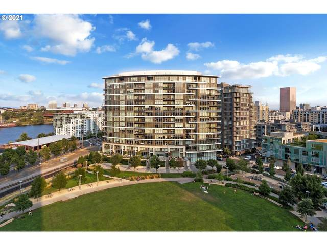 949 NW Overton St #1305, Portland, OR 97209 (MLS #21219093) :: The Haas Real Estate Team