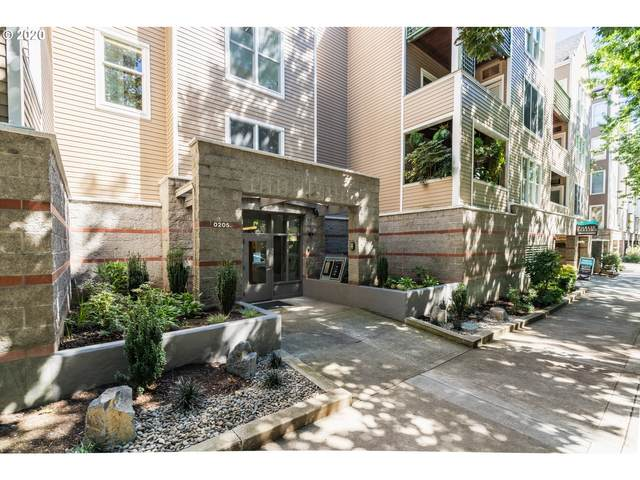 205 S Montgomery St, Portland, OR 97201 (MLS #21219130) :: The Haas Real Estate Team