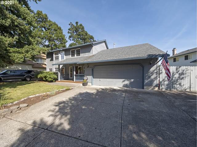 2434 NE Jamie Dr, Hillsboro, OR 97124 (MLS #21219222) :: Next Home Realty Connection