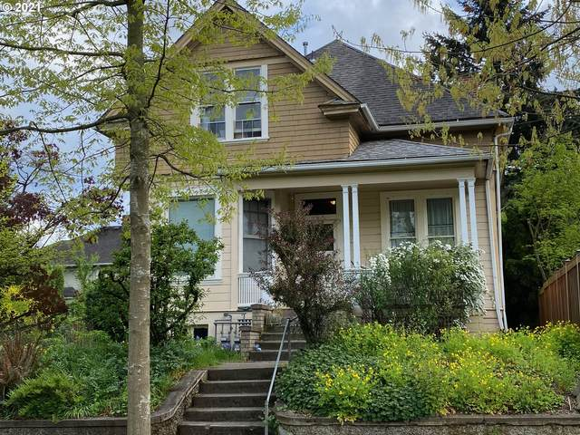 2620 NE Flanders St, Portland, OR 97232 (MLS #21219271) :: Next Home Realty Connection