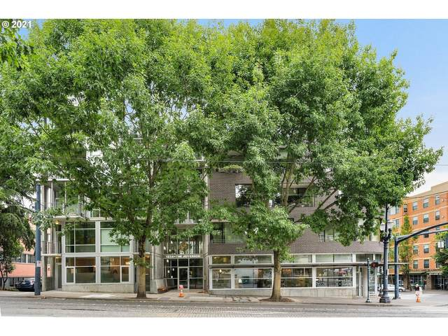1234 SW 18TH Ave #101, Portland, OR 97205 (MLS #21219274) :: Tim Shannon Realty, Inc.