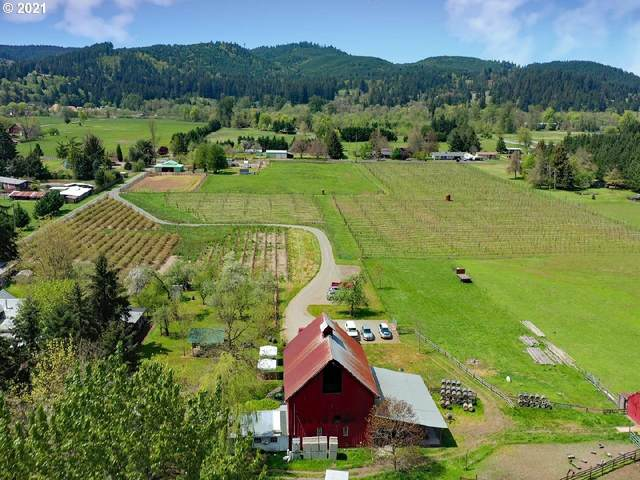 80247 Delight Valley Sch Rd, Cottage Grove, OR 97424 (MLS #21219445) :: Change Realty