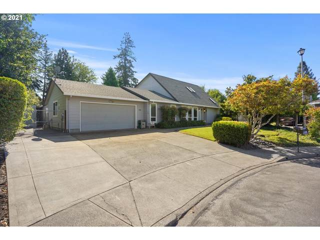 570 SW Ruby Ct, Mcminnville, OR 97128 (MLS #21219534) :: Next Home Realty Connection