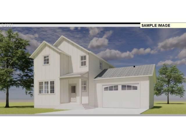 1275 Eckerson Rd, Centralia, WA 98531 (MLS #21220022) :: Beach Loop Realty