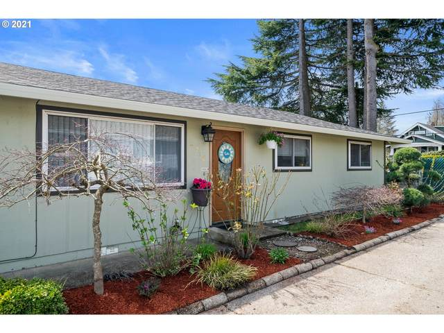 6918 SE 92ND Ave, Portland, OR 97266 (MLS #21220276) :: Brantley Christianson Real Estate