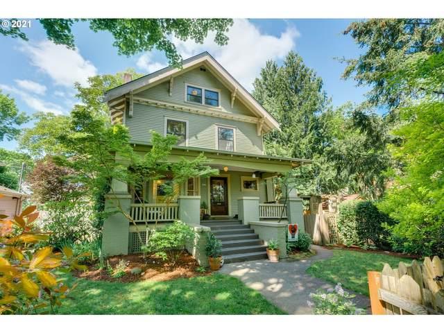 5835 NE Mallory Ave, Portland, OR 97211 (MLS #21220314) :: Holdhusen Real Estate Group