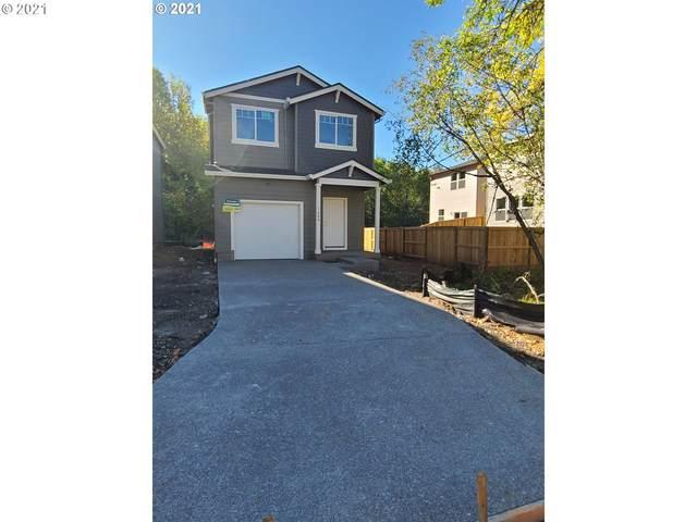 6710 NE 138TH Pl, Vancouver, WA 98662 (MLS #21220413) :: Premiere Property Group LLC