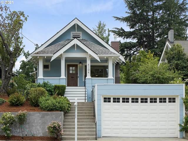 4104 SE Francis St, Portland, OR 97202 (MLS #21220714) :: Premiere Property Group LLC