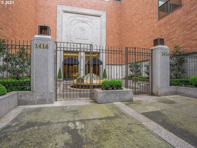 1414 SW 3RD Ave #2002, Portland, OR 97201 (MLS #21220883) :: Townsend Jarvis Group Real Estate