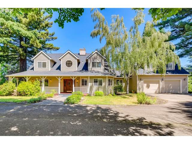 7920 SW Miller Hill Rd, Beaverton, OR 97007 (MLS #21220969) :: Next Home Realty Connection