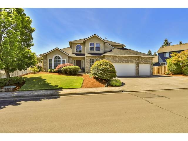 350 SW 37TH Ter, Gresham, OR 97080 (MLS #21221114) :: Real Tour Property Group