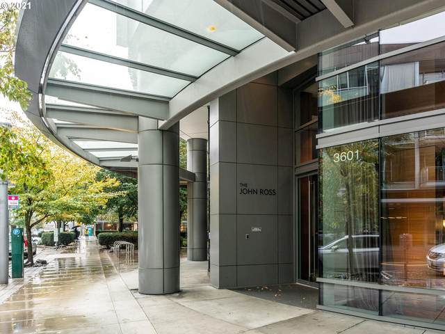 3601 S River Pkwy #421, Portland, OR 97239 (MLS #21221154) :: Real Estate by Wesley
