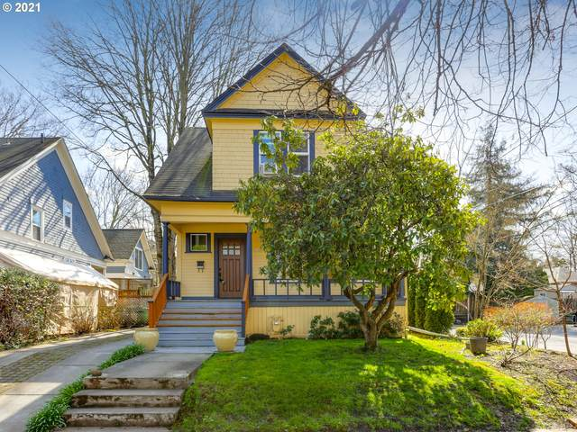 2946 NE Davis St, Portland, OR 97232 (MLS #21221204) :: Next Home Realty Connection