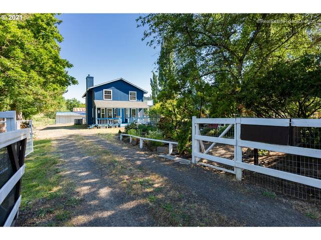 40635 SW Laurelwood Rd, Gaston, OR 97119 (MLS #21221205) :: Next Home Realty Connection