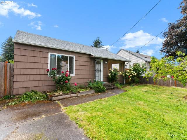 9655 SE 78TH Ave, Milwaukie, OR 97222 (MLS #21221390) :: The Pacific Group