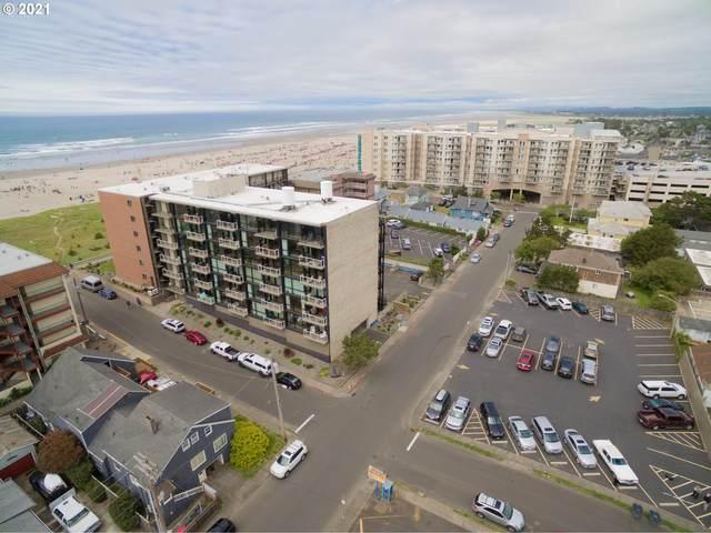 475 S Prom #210, Seaside, OR 97138 (MLS #21221458) :: Beach Loop Realty
