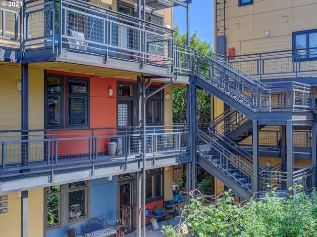 2525 N Killingsworth St #312, Portland, OR 97217 (MLS #21221466) :: Next Home Realty Connection