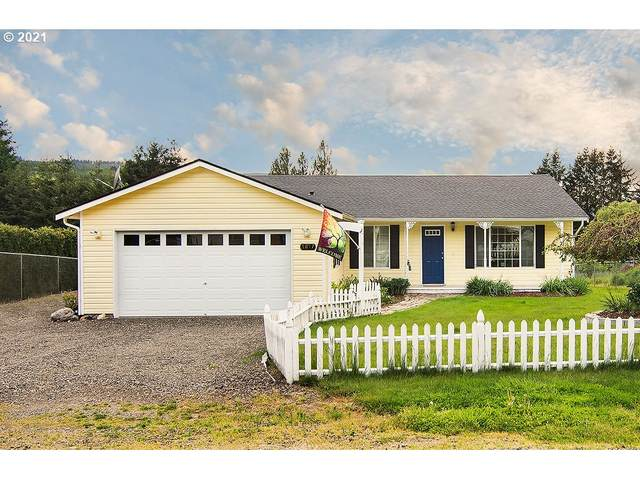 1017 F St, Vader, WA 98593 (MLS #21221655) :: The Pacific Group