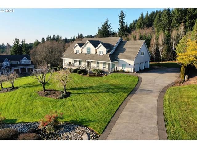 24200 NE 132ND Cir, Brush Prairie, WA 98606 (MLS #21221786) :: Townsend Jarvis Group Real Estate