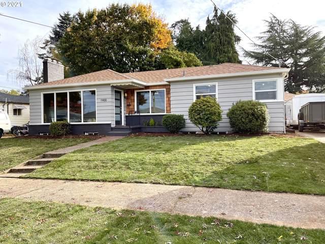 1900 NE Morgan St, Portland, OR 97211 (MLS #21221853) :: Brantley Christianson Real Estate