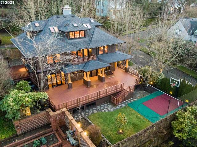 2434 SW 17TH Ave, Portland, OR 97201 (MLS #21221867) :: Cano Real Estate