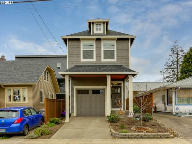 313 NE 74TH Ave, Portland, OR 97213 (MLS #21222071) :: Stellar Realty Northwest