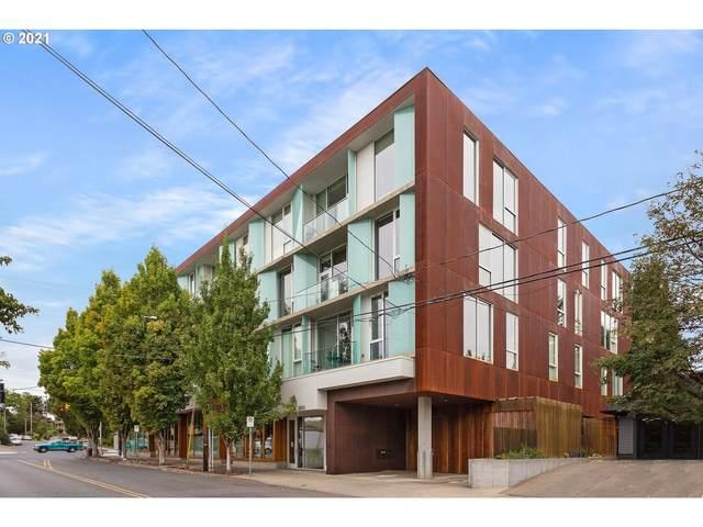 2530 SE 26TH Ave #401, Portland, OR 97202 (MLS #21222209) :: Keller Williams Portland Central