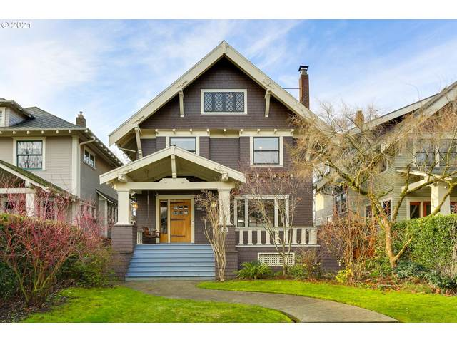 1737 SE Maple Ave, Portland, OR 97214 (MLS #21222655) :: Coho Realty