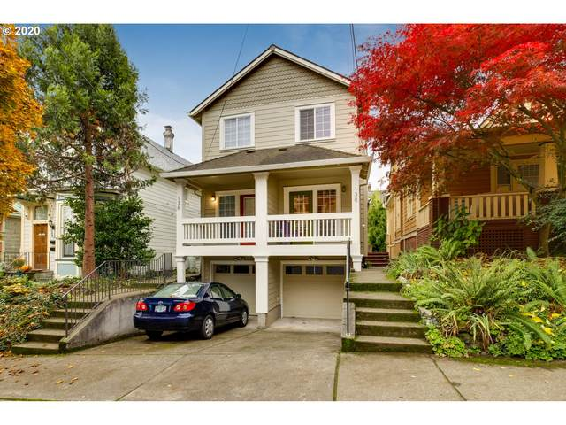 138 SW Woods St, Portland, OR 97201 (MLS #21222809) :: Coho Realty