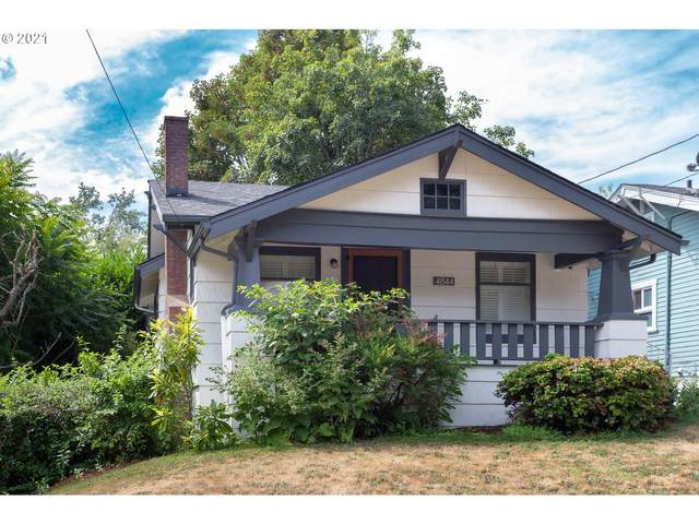 4844 NE Flanders St, Portland, OR 97213 (MLS #21222874) :: Next Home Realty Connection