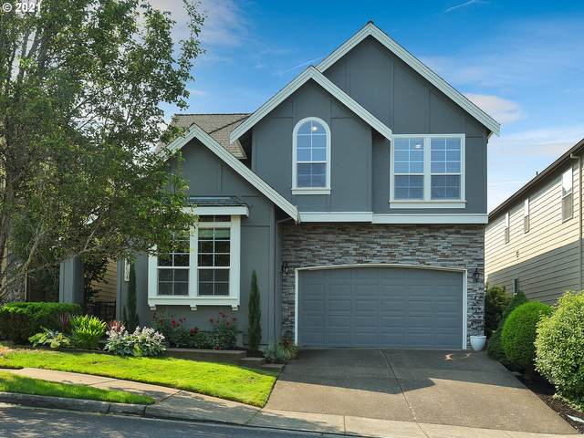 12694 NW Milazzo Ln, Portland, OR 97229 (MLS #21222904) :: Fox Real Estate Group